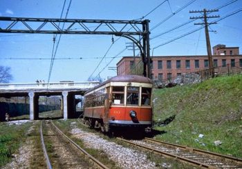 Donate: Body Panels for Rochester Subway Car 60
