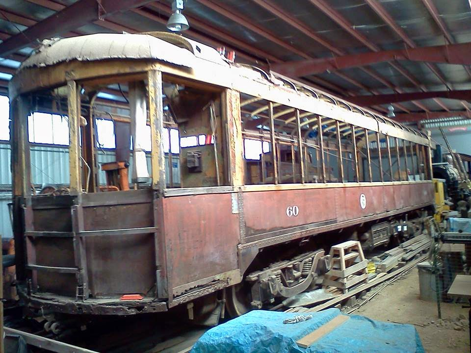 Rochester Ny Restored Old Look Bus: Local Museums Launch Campaign To Restore Rochester Subway