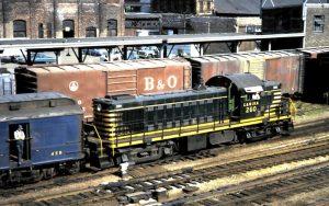 Chicago & Western Indiana No. 290