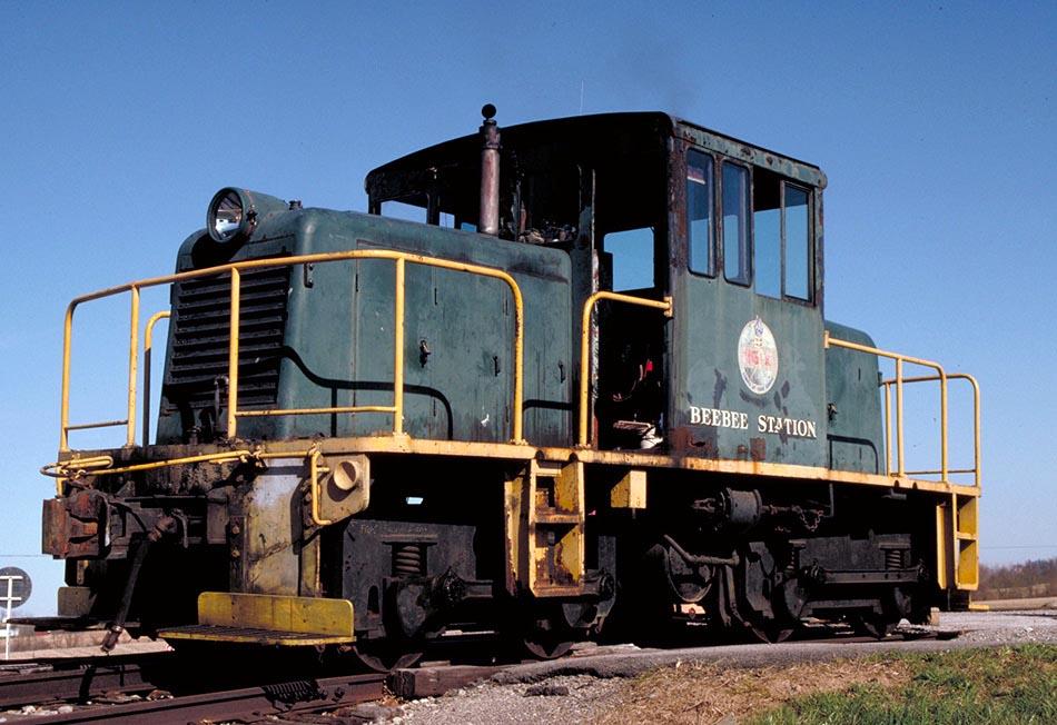 RG&E 1941 pre-restoration