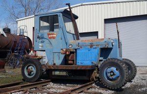RGV Trackmobile TM-2