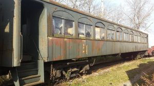 Erie Stillwell Coach No. 2328
