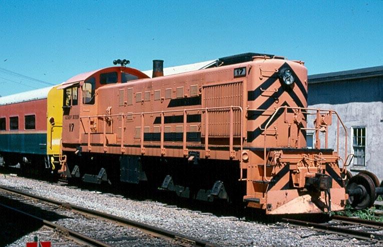 Allegheny Southern Railway
