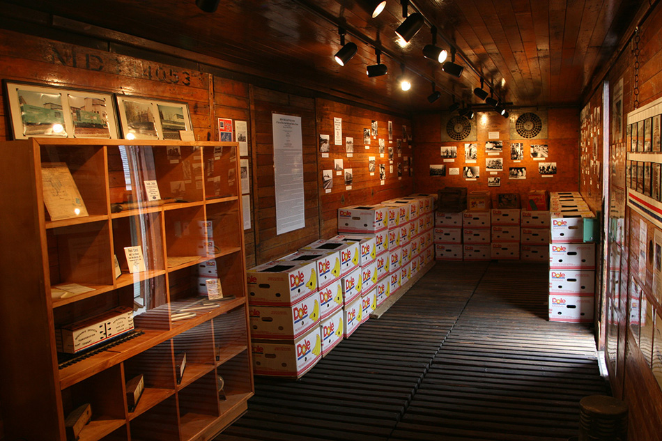 Despatch Shops Exhibit