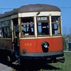 Rochester Subway Car 60
