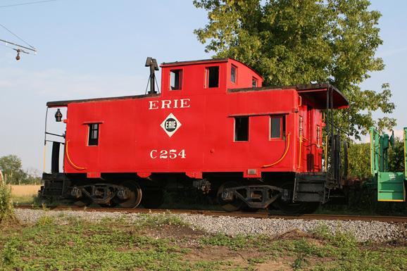 Erie Railroad C254