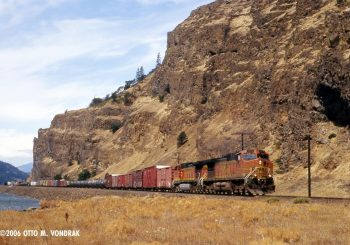 Jan. 19 – BNSF and UP in Oregon and Washington