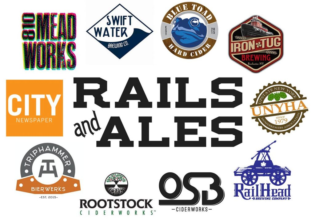 Rails & Ales at RGVRRM