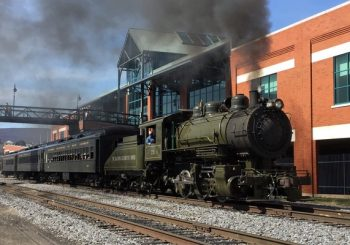 July 29-30 Steam, Diesel, and Electric Railroad Tour of Scranton
