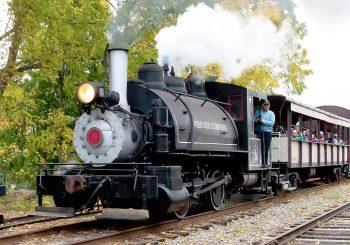 August 19-20, 26-27: Steam Trains Return to Rochester