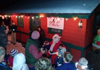 December Santa Trains – SOLD OUT