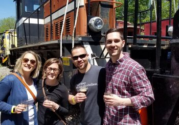 May 18 and 19 Rails & Ales and Vintage Rails Wine Tasting