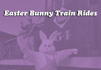 Easter Bunny Train Rides