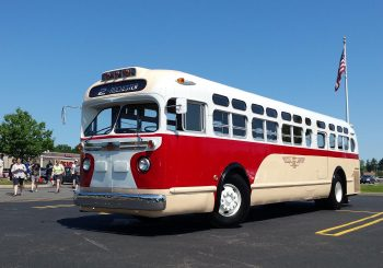 Rochester Subway Vintage Bus Tour