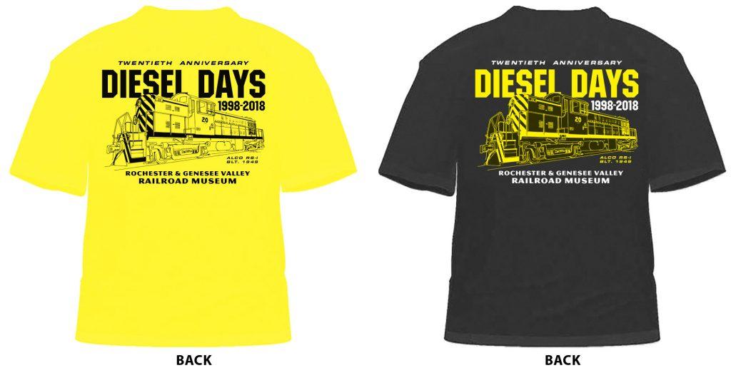 Diesel Days 2018 T-Shirt