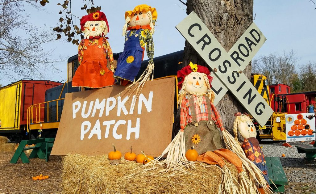 RGV Pumpkin Patch Trains
