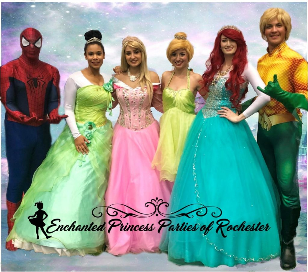 Enchanted Princess Parties of Rochester