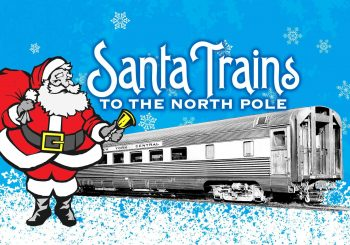 Santa Train Ride