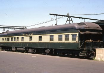 Erie Railroad Business Car