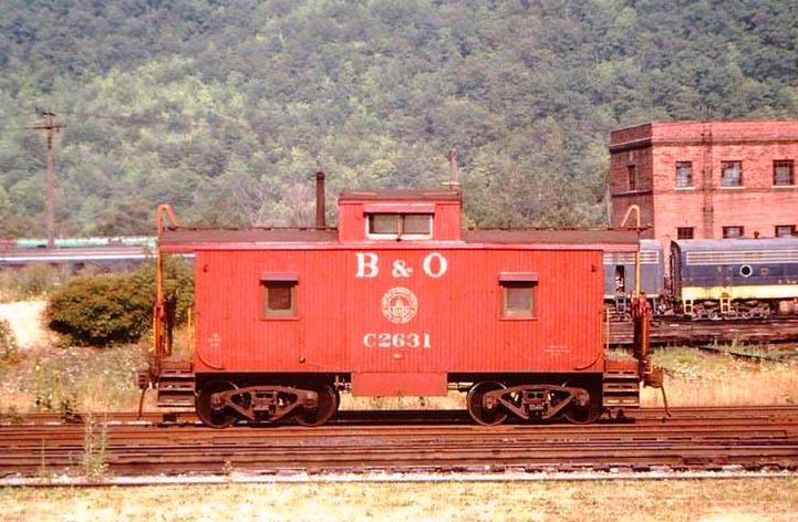 Baltimore & Ohio C2631