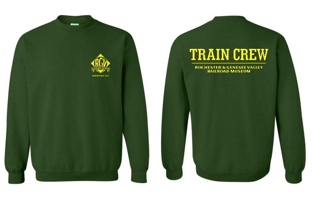 Green/Train Crew