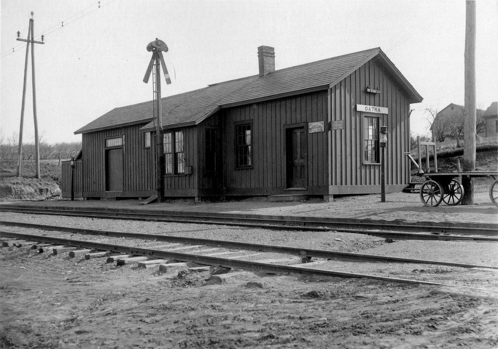 Oatka Depot
