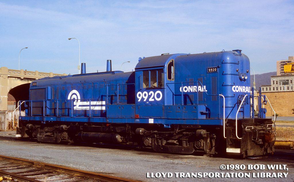 Conrail 9920