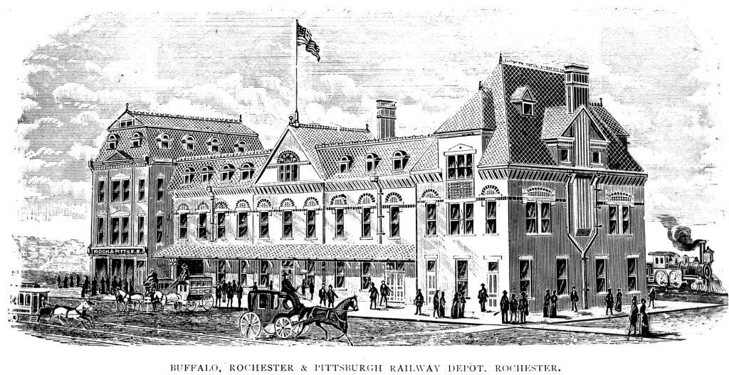 BR&P Station 1882
