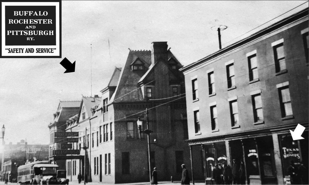 Nick Tahou 1918 Rochester