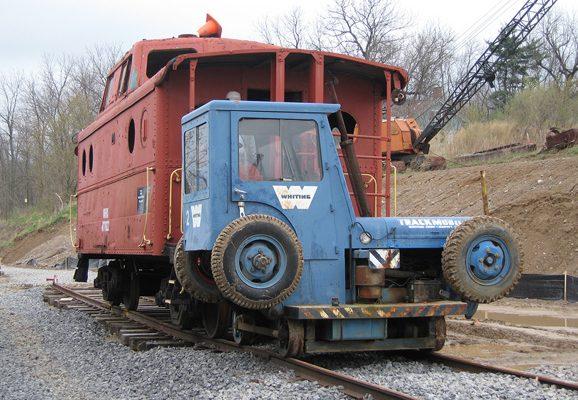 Whiting Trackmobile RGV TM-2