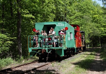 June 15-16 Fathers Day Train Rides