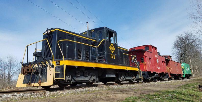 RGV Train Ride