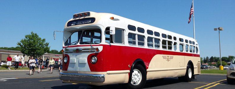 Rochester Subway Vintage Bus Tour
