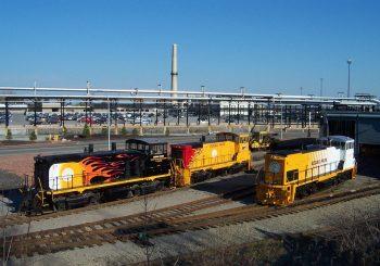 Kodak Park Railroad