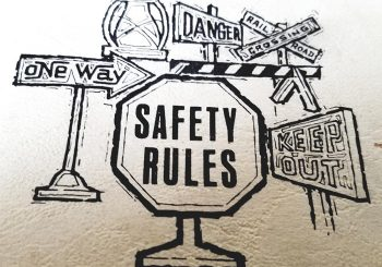 March 30 – Annual Safety Rules Class