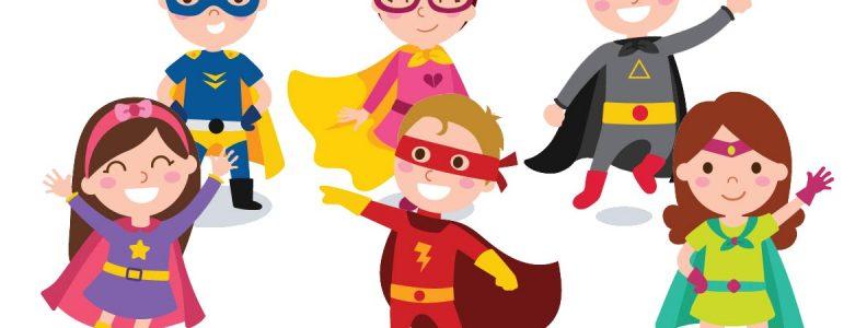 Princesses & Superheroes
