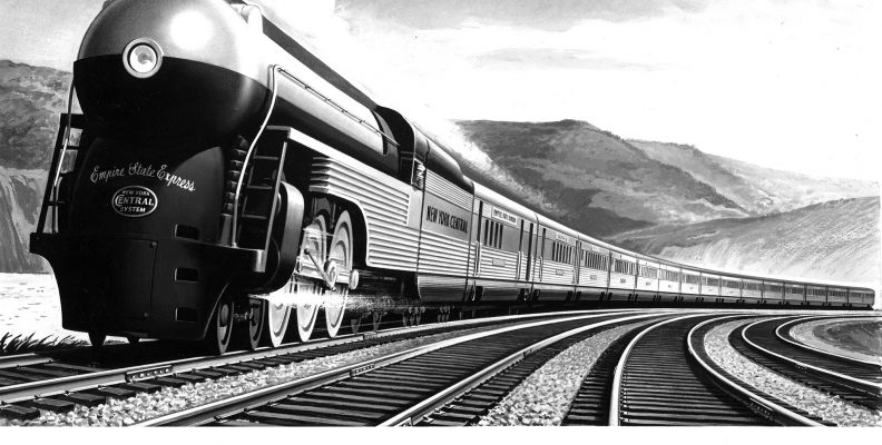 New York Central Empire State Express