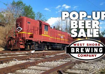 Feb. 13 – West Shore Brewing Hammerhead IPA Beer Release Pop-Up Sale